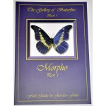 Каталог бабочек MORPHO том 1